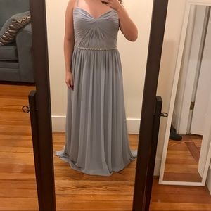 Hayley Paige New bridesmaid sz 10 blue
